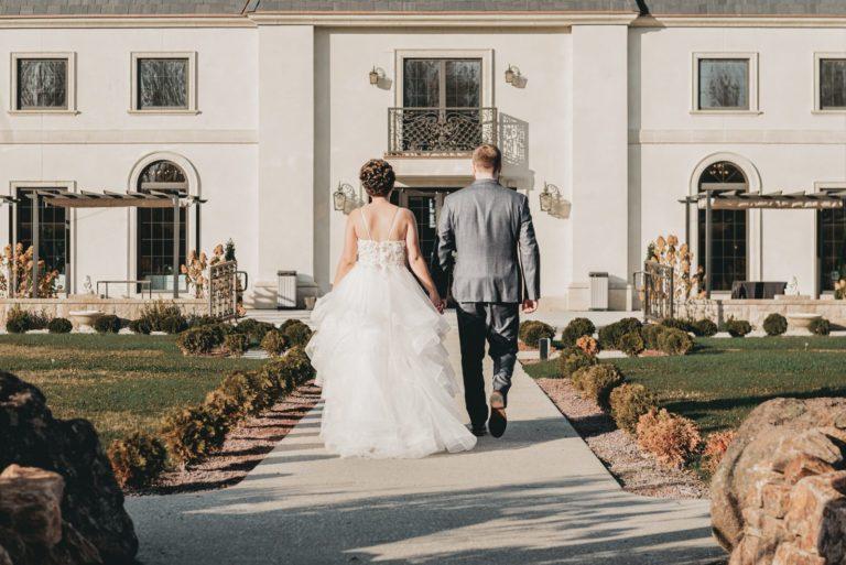 Chateau Des Fleurs Wedding in Idaho