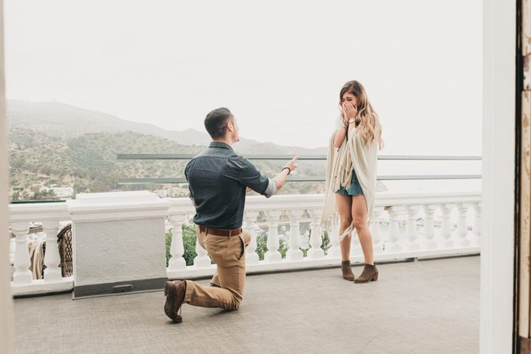 Catalina Island Marriage Proposal – 2019