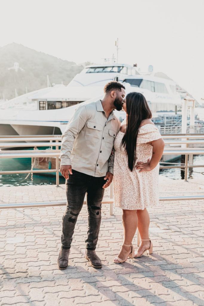 Catalina Island Marriage Proposal 2021